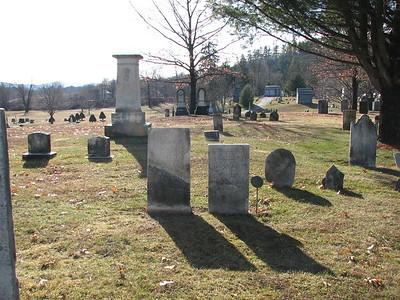 Fenner Arnold Grave