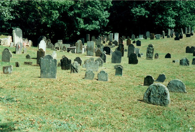 Graves of Benedict Arnold's Parents and Siblings