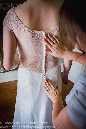 Ellingham Hall Wedding Photography