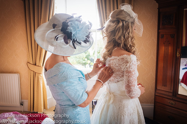 Gemma & Tim's Horton Grange Wedding