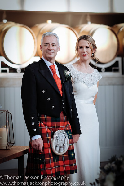 Gina & Kevin's Wylam Brewery Wedding