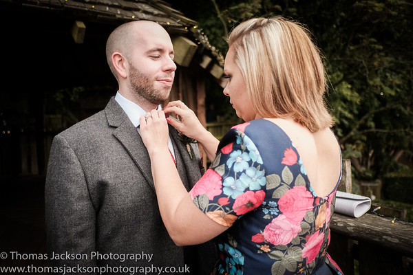 Alnwick Treehouse Wedding Photography