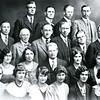 Weber faculty 1930s