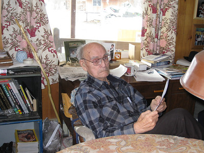 Sidney Huntington, Galena 2010
