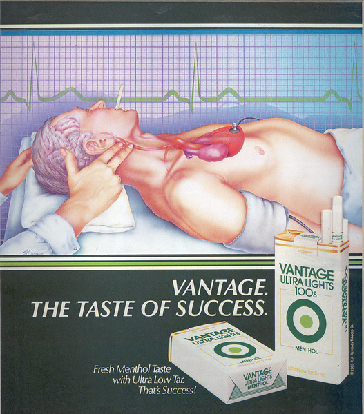 Vantage-The Taste of Success-300