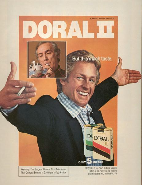 Doral II-This much Taste--man-300