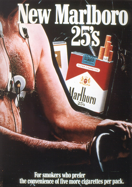 Marlboro 25's--5 More Per Pack