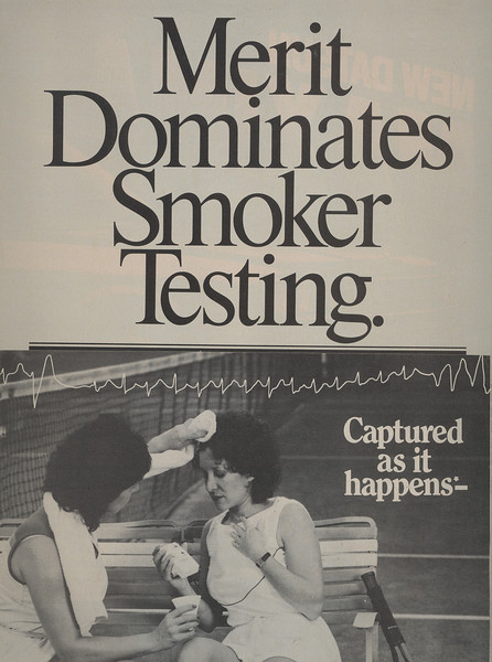 Merit Dominates Smoker Testing