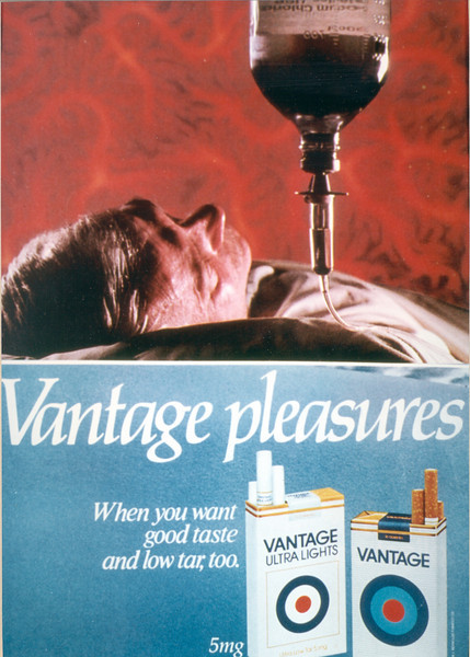 Vantage Pleasures-blood transfusion