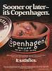 Copenhagen snuff-cancerous mouth