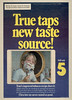 True Taps New Taste Source-kid shaving