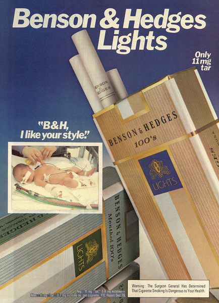 B & H - Premature Baby