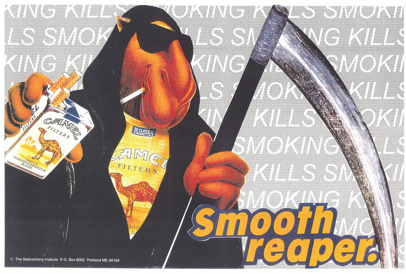 Smooth Reaper - Smoking Kills