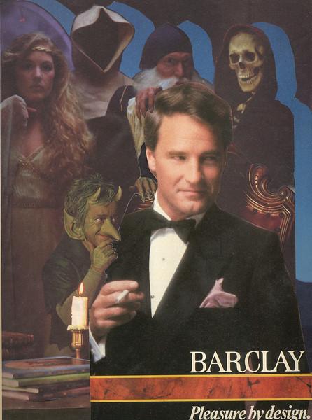Barclay-Pleasure by Design