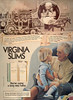 You've come a long way, baby. Virginia Slims