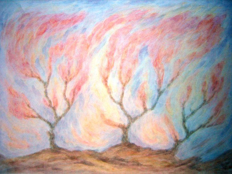 Trees in Autumn (plantcolor)