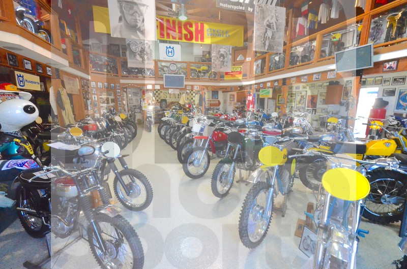 Early Years of Motocross Museum January 2017