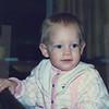 1 yr 7 mos.Thanksgiving 1989