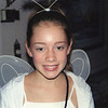 Casey was a fairy or an angel for this Halloween during her middle school years.