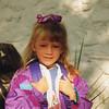 1993, 1st day of school - kindergarten. 5 yrs old.