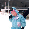 Mt. Snow, Vermont. We enrolled Casey & Brett in ski school  so that we (mom & dad), could get in some skiing. Casey was a few months shy of her 4th birthday.
