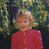 Sept 1991, 1st day of school at Rabbit Hill Nursery School