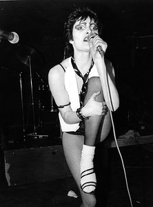 Siouxsie, 1977.