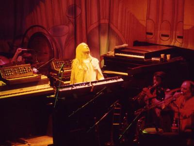 Rick Wakeman, Sheffield, 1975.