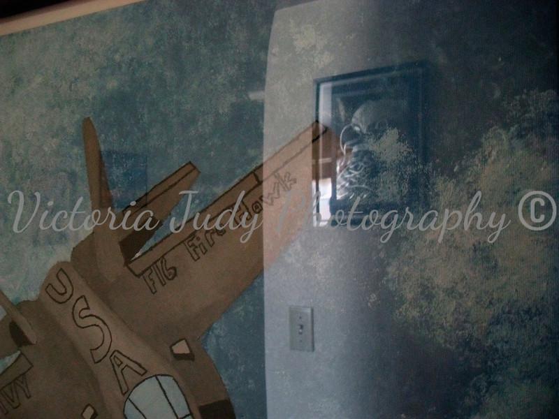 """Day 19 <br /> <br /> Image 1<br /> <br /> """"Hallway Artwork"""""""