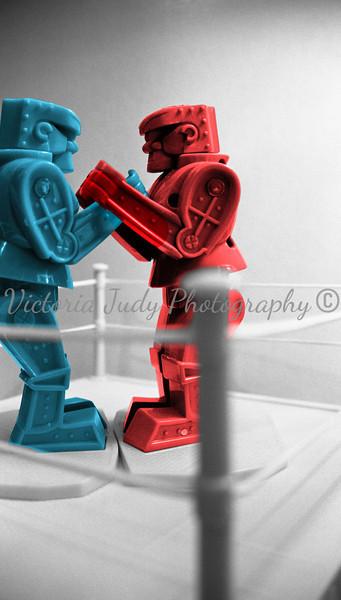 Rock 'Em, Sock 'Em Robots