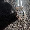 0.46ctw Forever Mark Diamond Drop Earrings 21