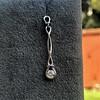 0.46ctw Forever Mark Diamond Drop Earrings 17