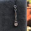 0.46ctw Forever Mark Diamond Drop Earrings 14