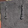 0.46ctw Forever Mark Diamond Drop Earrings 10
