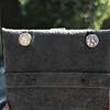 1.00ctw(est) Old European Bezel Stud Earrings 0