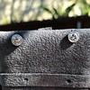 1.00ctw(est) Old European Bezel Stud Earrings 2