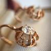 1.19ctw French Old European Cut Diamond Ear Pendant 11