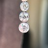 1.39ctw Art Deco Old European Cut Diamond Conversion Drop Earrings 15