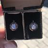 1.65ctw Old European Cut Diamond Dormeuse Earrings 16