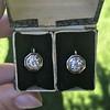1.65ctw Old European Cut Diamond Dormeuse Earrings 7