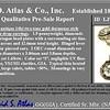 1.65ctw Old European Cut Diamond Dormeuse Earrings 3