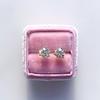 1.72ctw Old European Cut Diamond Stud Earrings 6