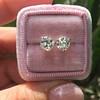1.72ctw Old European Cut Diamond Stud Earrings 30