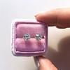 1.72ctw Old European Cut Diamond Stud Earrings 19
