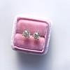 1.72ctw Old European Cut Diamond Stud Earrings 13