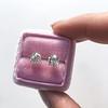 1.72ctw Old European Cut Diamond Stud Earrings 20
