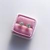 1.72ctw Old European Cut Diamond Stud Earrings 15