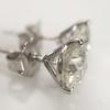 1.72ctw Old European Cut Diamond Stud Earrings 26