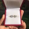 1.85ctw Old European Cut Diamond Stud Earrings 22