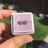 0.97ctw Georgian Collet Stud Peruzzi Cut Diamond Earrings 7